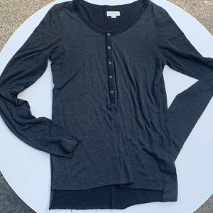 Tna Over sized black sweater